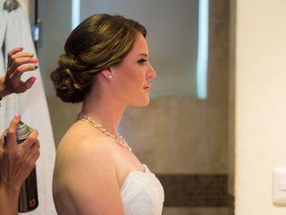 La boda de Andrea y Andrew 3