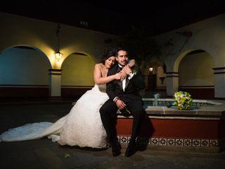 La boda de Monserrat y Hazel
