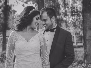 La boda de Karina y Luis