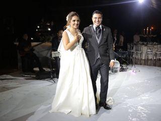 La boda de Lily y Rubén