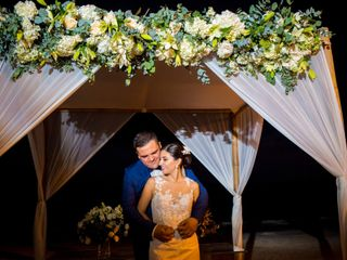 La boda de Nydia y Said