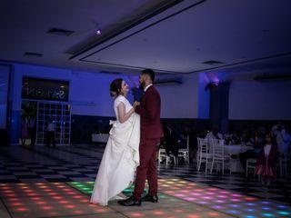 La boda de Aubrey y Jacinto 1