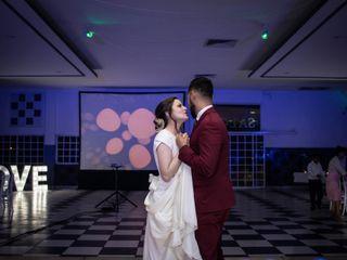 La boda de Aubrey y Jacinto 2