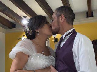 La boda de Erik y Rocío 2