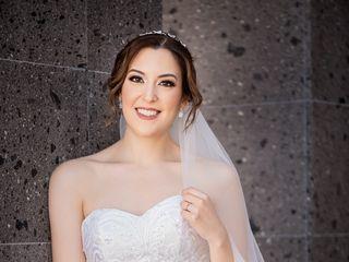 La boda de Andrea y Rubén 1