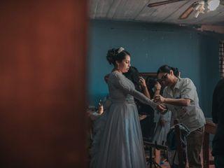 La boda de Fany y Baruc 1
