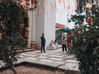 La boda de Fany y Baruc 3