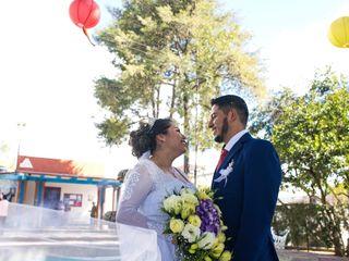 La boda de Fany y Baruc