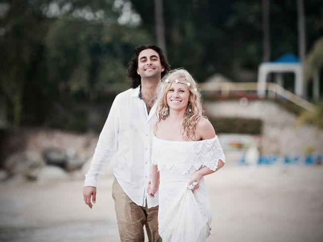 La boda de Tarin y Borz