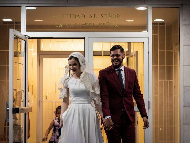 La boda de Aubrey y Jacinto