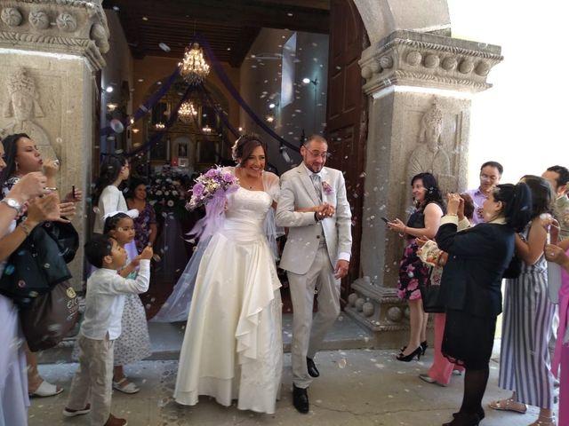 La boda de Erik y Rocío