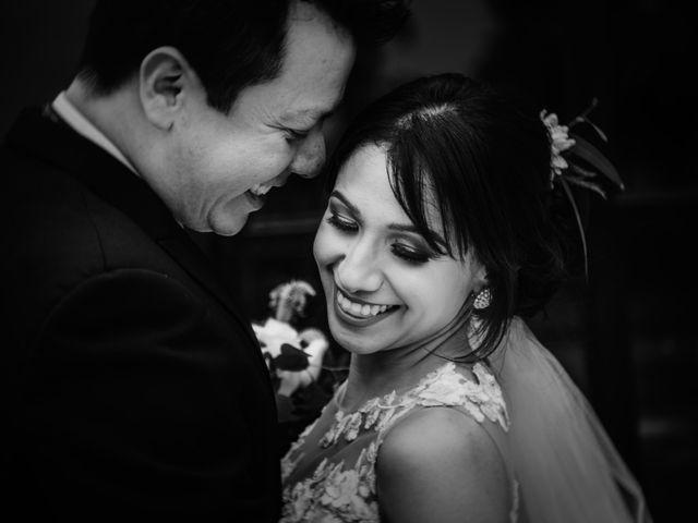 La boda de Erika y Paul