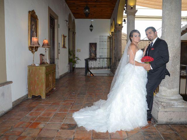 La boda de Maribel y Luis Fernando