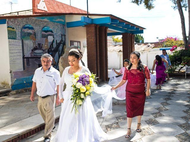 La boda de Baruc y Fany en Oaxaca, Oaxaca 4