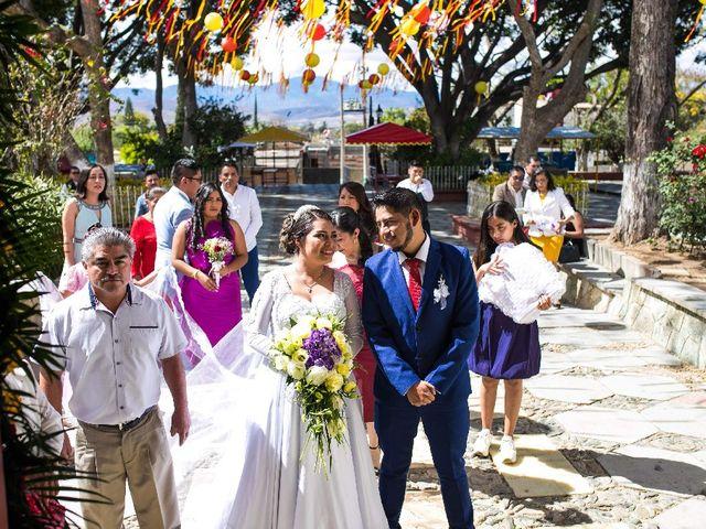 La boda de Baruc y Fany en Oaxaca, Oaxaca 5