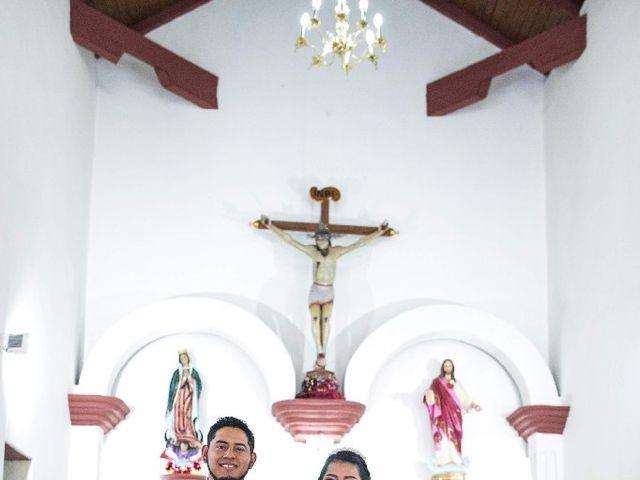 La boda de Baruc y Fany en Oaxaca, Oaxaca 9