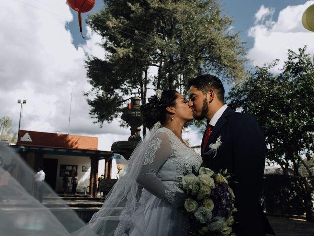 La boda de Baruc y Fany en Oaxaca, Oaxaca 12