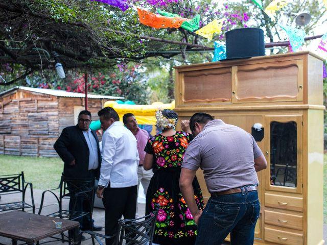 La boda de Baruc y Fany en Oaxaca, Oaxaca 15