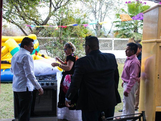 La boda de Baruc y Fany en Oaxaca, Oaxaca 16