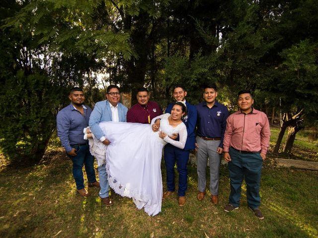 La boda de Baruc y Fany en Oaxaca, Oaxaca 17