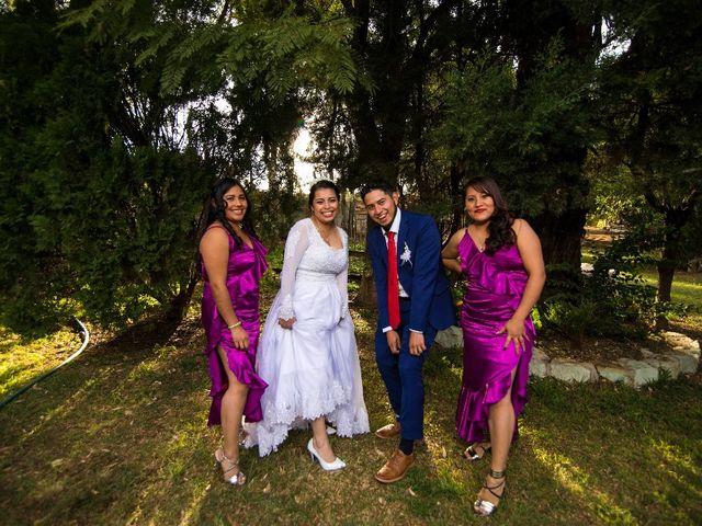 La boda de Baruc y Fany en Oaxaca, Oaxaca 18