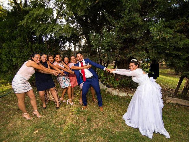La boda de Baruc y Fany en Oaxaca, Oaxaca 22