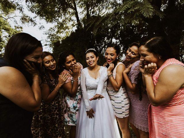 La boda de Baruc y Fany en Oaxaca, Oaxaca 24