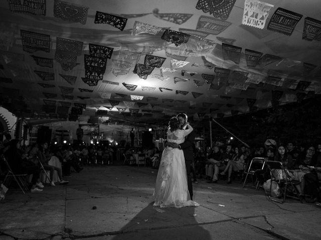La boda de Baruc y Fany en Oaxaca, Oaxaca 27