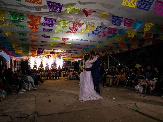 La boda de Baruc y Fany en Oaxaca, Oaxaca 28