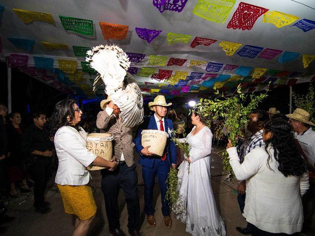 La boda de Baruc y Fany en Oaxaca, Oaxaca 29