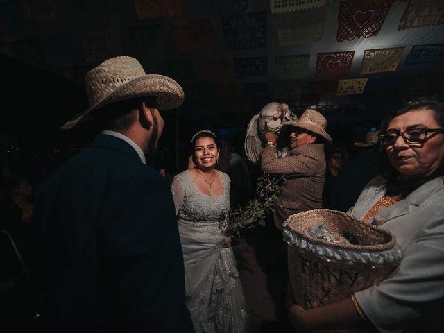 La boda de Baruc y Fany en Oaxaca, Oaxaca 31