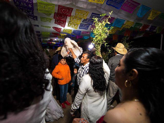 La boda de Baruc y Fany en Oaxaca, Oaxaca 34