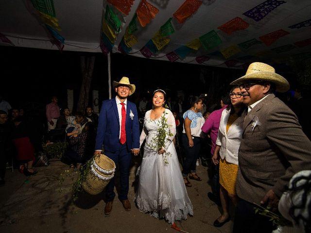 La boda de Baruc y Fany en Oaxaca, Oaxaca 35