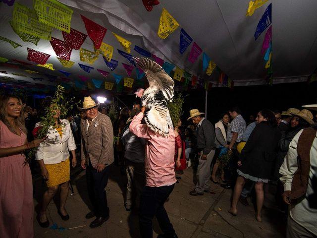 La boda de Baruc y Fany en Oaxaca, Oaxaca 36