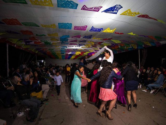 La boda de Baruc y Fany en Oaxaca, Oaxaca 39