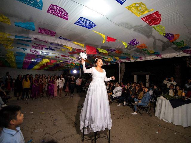 La boda de Baruc y Fany en Oaxaca, Oaxaca 40
