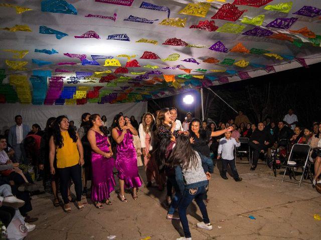 La boda de Baruc y Fany en Oaxaca, Oaxaca 41