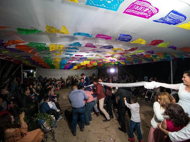 La boda de Baruc y Fany en Oaxaca, Oaxaca 43