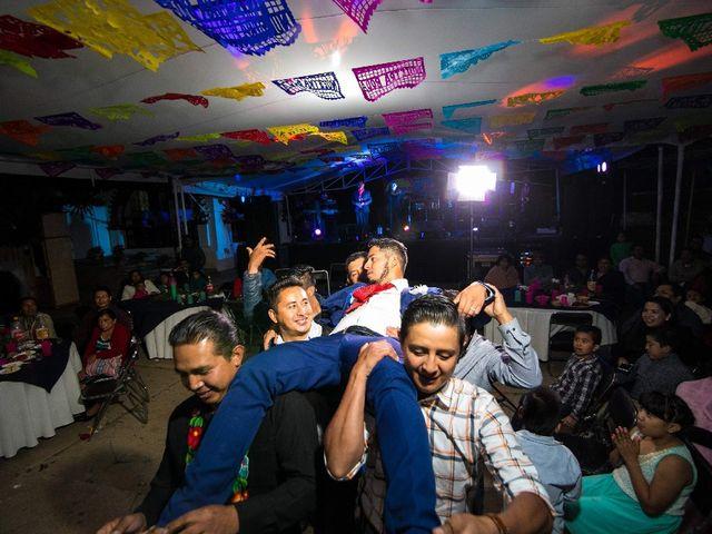 La boda de Baruc y Fany en Oaxaca, Oaxaca 44