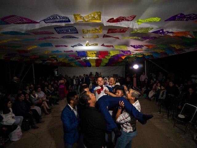 La boda de Baruc y Fany en Oaxaca, Oaxaca 45