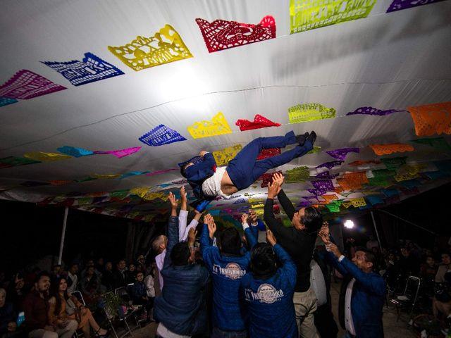La boda de Baruc y Fany en Oaxaca, Oaxaca 46