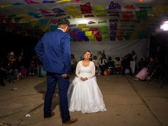 La boda de Baruc y Fany en Oaxaca, Oaxaca 47