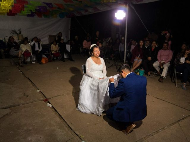 La boda de Baruc y Fany en Oaxaca, Oaxaca 48