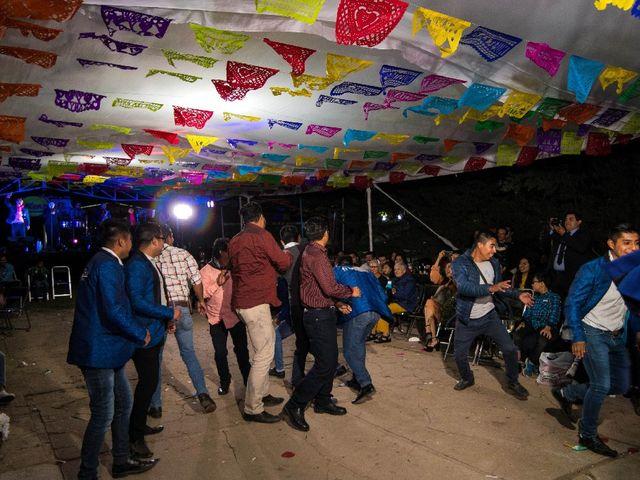 La boda de Baruc y Fany en Oaxaca, Oaxaca 49