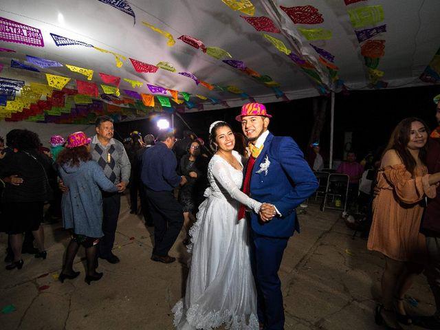 La boda de Baruc y Fany en Oaxaca, Oaxaca 50