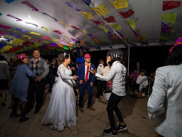 La boda de Baruc y Fany en Oaxaca, Oaxaca 51