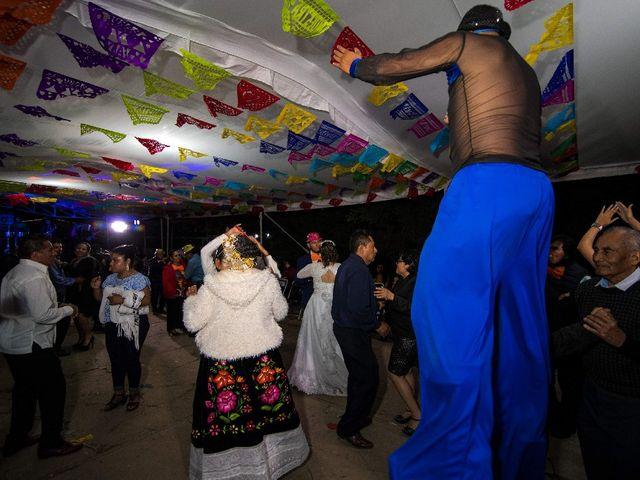 La boda de Baruc y Fany en Oaxaca, Oaxaca 52