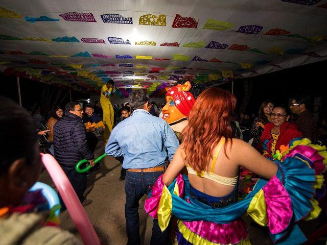 La boda de Baruc y Fany en Oaxaca, Oaxaca 54