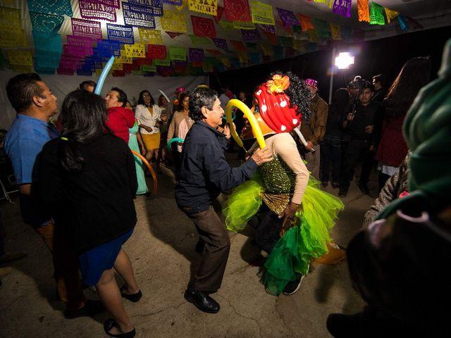La boda de Baruc y Fany en Oaxaca, Oaxaca 56