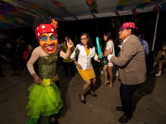 La boda de Baruc y Fany en Oaxaca, Oaxaca 57